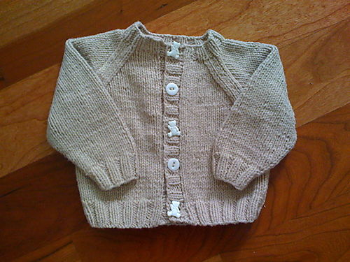 Sweater-baby